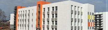 Строительство школы на 825 мест в Наро-Фоминске выполнено на 70%