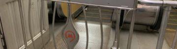 Участок салатовой ветки метро закроют почти на месяц для строительства БКЛ