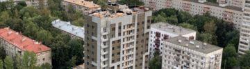 В Москве ввели 15 домов по реновации с начала года