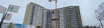 В доме для обманутых дольщиков в Зеленограде уже наполовину выполнены работы на внутренних инженерных системах