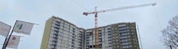 В Зеленограде начались отделочные работы в компенсационном доме для обманутых дольщиков