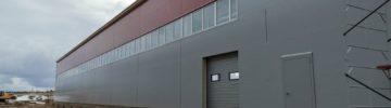 Компания «ВЕНТАЛЛ» произвела металлоконструкции для двух зданий «Армед»