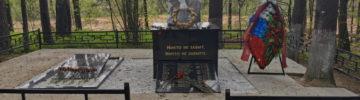 В деревне Рузино состоялось открытие мемориала отреставрированного компанией IKON development