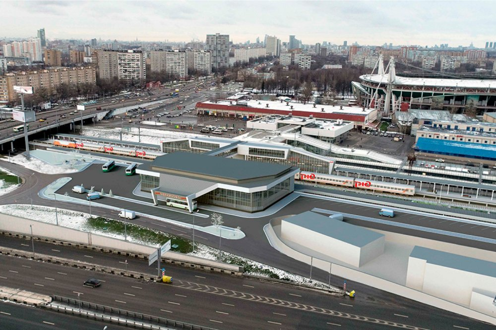 В ТПУ «Черкизово» появятся дополнительные выходы к жилой застройке