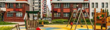 В Сосенском поселении введен в эксплуатацию новый детский сад со скалодромом, бассейном и кулинарной студией