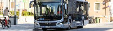 MAN предлагает антивирусные фильтры микрочастиц для автобусов
