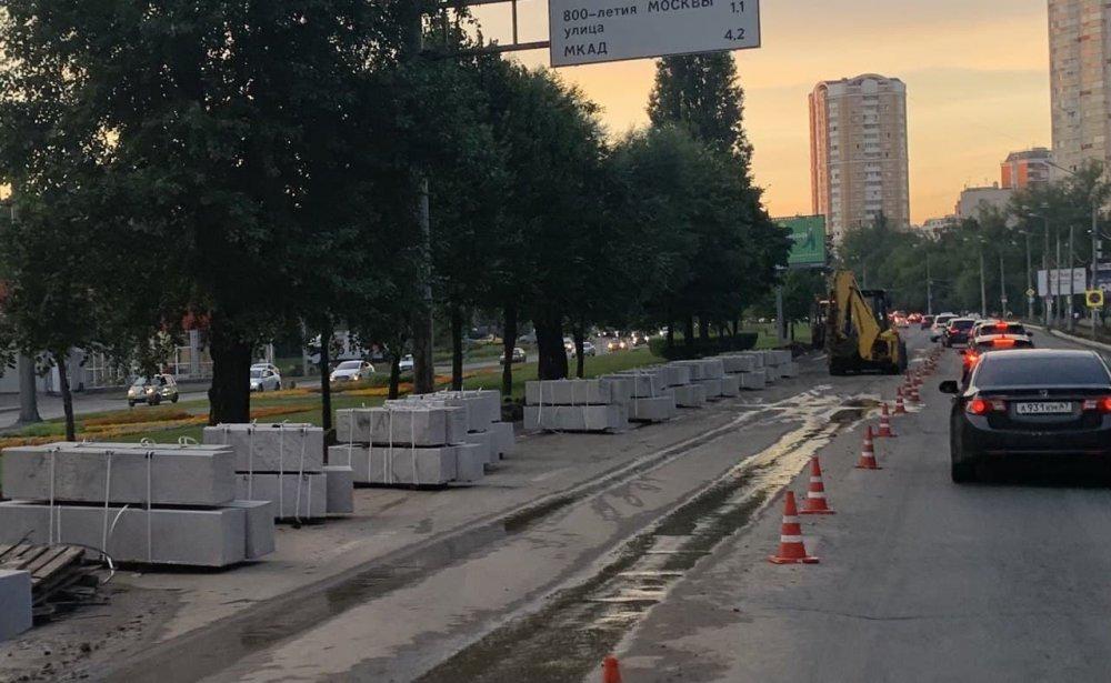 Благоустройство Центральной площади в Красноармейске выполнено на 27%