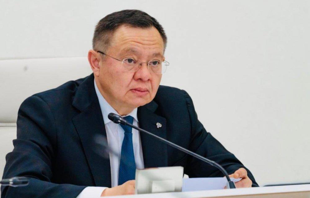 Ирек Файзуллин доложил о создании Фонда развития территорий