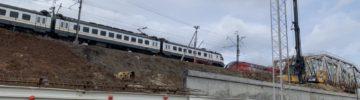 На железнодорожной станции Порошинская пройдет реконструкция