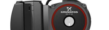 Новый насос GRUNDFOS UPA 15–160 для системы водоснабжения частного дома