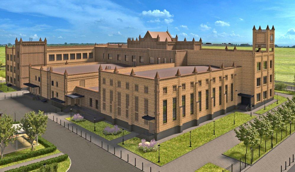 В городском округе Истра построят школу в духе Хогвартса