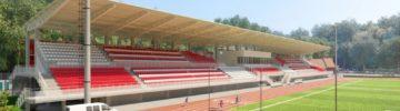 Начинается реконструкция стадиона «Спартак» в Серпухове
