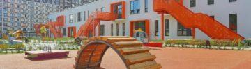 ГК «Гранель» обеспечила город детским садом на 225 мест в поселении Сосенское