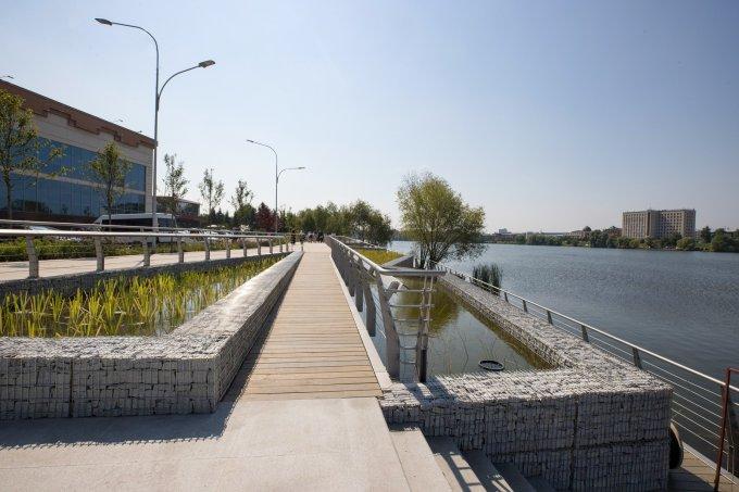 Решения ТЕХНОНИКОЛЬ помогут в очистке озера Кабан в Казани